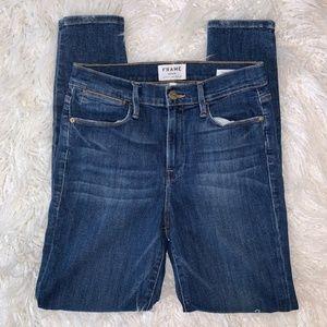 Frame - Le High Skinny Jean